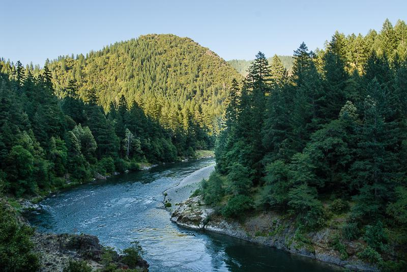 Layover hike along the Rogue River Trail