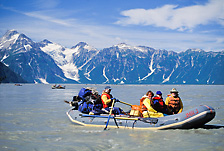 alsek river rafting_glacier bay national Park_alaska wilderness trips_alaska whitewater rafting