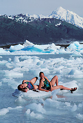 tlingits_bathing_alsek_lake_glacier_bay_national_park_alsek_glacier_alsek_river